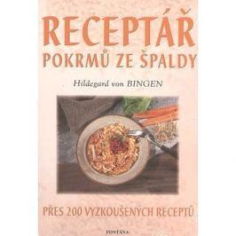 Receptář pokrmů ze špaldy: Přes 200 vyzkoušených receptů