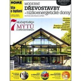 Moderní dřevostavby + nízkoenergetické domy
