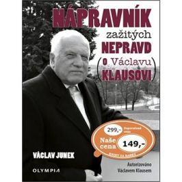 Nápravník zažitých nepravd: o Václavu Klausovi