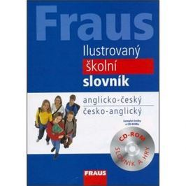 Ilustrovaný školní slovník anglicko-český/česko-anglický + CD ROM