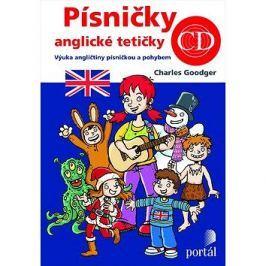 Písničky anglické tetičky: Výuka angličtiny písničkou a pohybem + CD