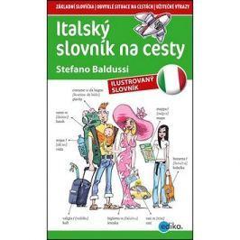Italský slovník na cesty: ilustrovaný slovník