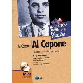 Al Capone + CD: příběh slavného gangstera, dvojjazyčná kniha