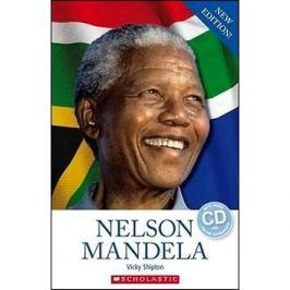 Nelson Mandela + CD: Level 2