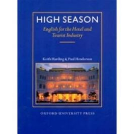 High Season Student´s Book: English for the HOtel and Tourist Industry
