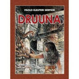 Druuna: Mistrovská díla evropského komiksu 10