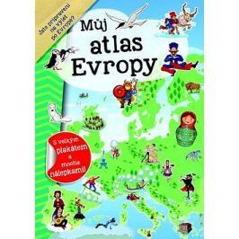 Můj atlas Evropy