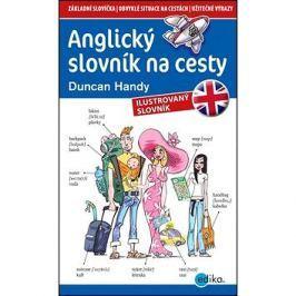 Anglický slovník na cesty: ilustrovaný slovník