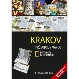Krakov: Průvodce s mapou NG