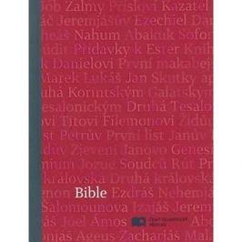 Bible: Český ekumenický překlad včetně deuterokanonických knih