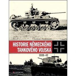 Historie německého tankového vojska: 1939-42