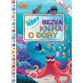Hledá se Dory Bezva kniha o Dory