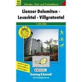 182 Linzer Dolomity 1:50 000