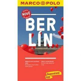 Berlín: Průvodce s cestovním atlasem a přiloženou mapou