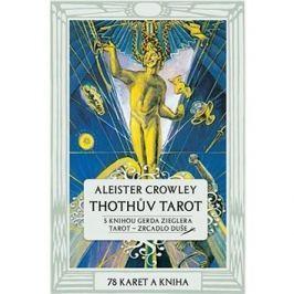 Thothův Tarot: Kniha a 78 karet (70x110mm), Zrcadlo duše
