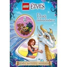 LEGO ELVES Dračí dobrodružství: Příběh, aktivity, minisada