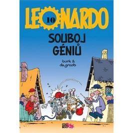 Leonardo 10 Souboj géniů