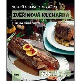 Zvěřinová kuchařka: Nejlepší speciality ze zvěřiny