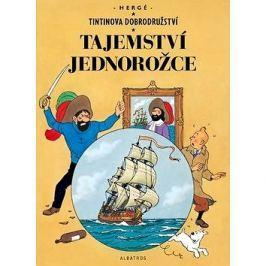 Tintin Tajemství jednorožce