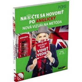 Naočte sa hovoriť po anglicky + CD: Nová vizuálna metóda