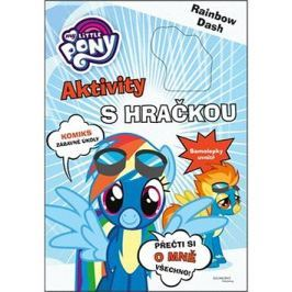 My Little Pony Aktivity s hračkou Rainbow Dash: Komiks zábavné úkoly