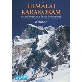 Himaláj a Karakoram: československé a české prvovýstupy