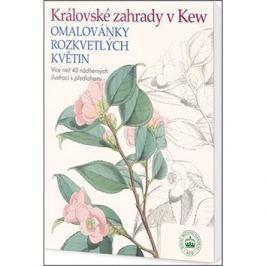 Královské zahrady v Kew: Omalovánky rozkvetlých kvě