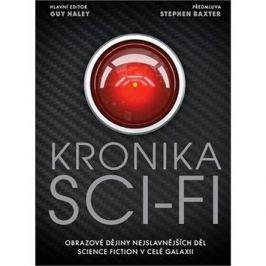 Kronika sci-fi: Obrázkové dějiny nejslavnějších děl science fiction v celé galaxii