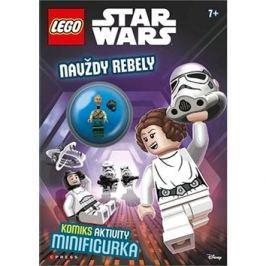 LEGO Star Wars Navždy Rebely: Komiks, aktivity + minifigurka