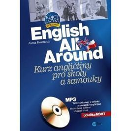 English All Around: Kurz angličtiny pro školy a samouky + CD MP3