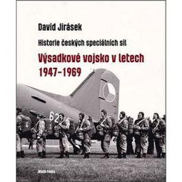 Výsadkové vojsko v letech 1947–1969: Historie českých speciálních sil