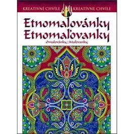 Etnomalovánky Etnomaľovanky: Kreativní chvíle/ kreatívne chvíle