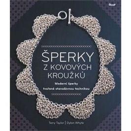 Šperky z kovových kroužků
