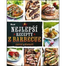 Nejlepší recepty z barbecue Tématické kuchařky