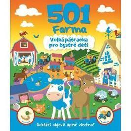 501 Farma: Velká pátračka pro bystré děti