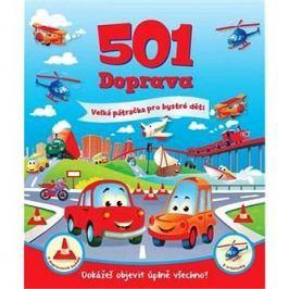 501 Doprava: Velká pátračka pro bystré děti