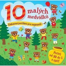 10 malých medvídků: Zábavné počítání pro nejmenší