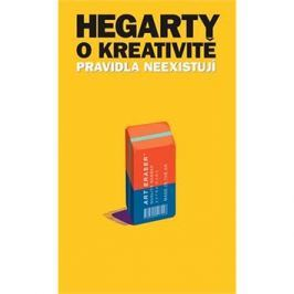 Hegarty o kreativitě: Pravidla neexistují