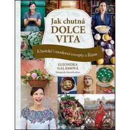 Jak chutná dolce vita: Klasické i moderní recepty z Říma