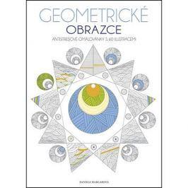 Geometrické obrazce: Antistresové omalovánky