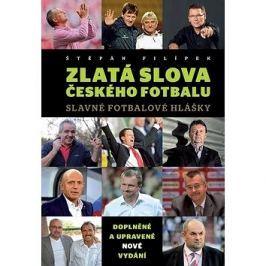 Zlatá slova českého fotbalu: Slavné fotbalové hlášky