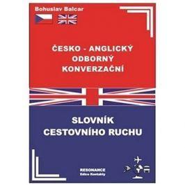 Česko – anglický odborný konverzační slovník cestovního ruchu