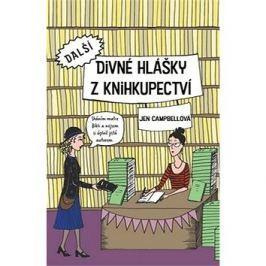 Další divné hlášky z knihkupectví