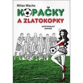 Kopačky a zlatokopky: Akční fotbalový erotikon