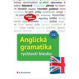 Anglická gramatika: rychlostí blesku