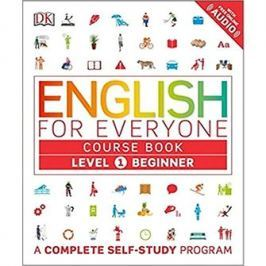 English For Everyone Course Book Level 1 Beginner: A complete self-study program