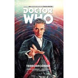 Dvanáctý Doctor Who Terorformace