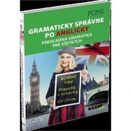 Gramaticky správne po anglicky: Prehľadná gramatika pre všetkých