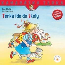 Terka ide do školy: Kamarátka Terka 16.diel