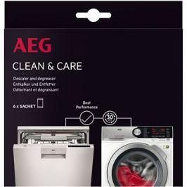 AEG Clean & Care odstraňovač vodního kamene a mastnoty A6WMDW06